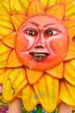 Sempre o sol Fotografia de Stock