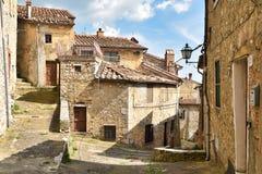 Semproniano saturnia Tuscany Obraz Royalty Free