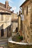 Semproniano saturnia Tuscany 2 zdjęcie stock