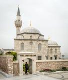 Semsi Ahmet Pasa mosque in Uskudar, Istanbul, Turkey Stock Photos