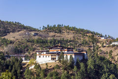 Semtokha dzong Stock Images