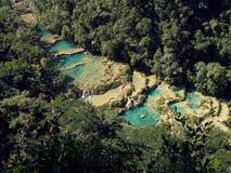 semuc Гватемалы champey Стоковое Изображение
