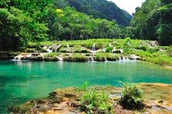 Semuc Champey, Guatemala Royalty Free Stock Image