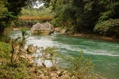 Semuc Champey Guatemala Fotografia Stock
