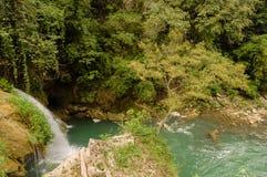Semuc Champey Guatemala Stock Photo