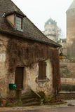 Semur-en-Auxois Royalty Free Stock Photos