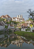 Semur Panorama Royalty Free Stock Images