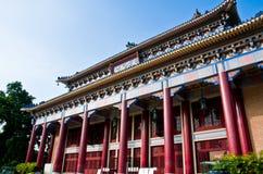 sen солнце yat залы guangzhou фарфора мемориальный Стоковые Фото