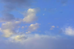 Sen chmury Obrazy Royalty Free