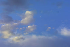 Sen chmury Zdjęcie Royalty Free