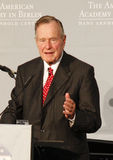 Sen de George Bush. Image stock
