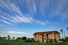 Sen dom na Karaiby Zdjęcie Royalty Free