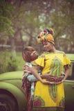 Sen każdy kobieta jest zostać matką obrazy stock