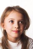 sen małej dziewczynki Obraz Stock