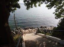 Sen w Taranto fotografia stock