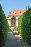 Senado de la República Checa en Praga Imagenes de archivo