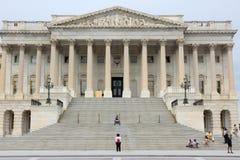 Senado de los E.E.U.U. imagen de archivo libre de regalías