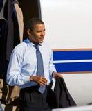 Senador Barack Obama fotos de archivo