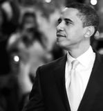 Senador Barack Obama Imagen de archivo