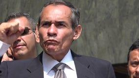 Senador Mayor Or Governor do político vídeos de arquivo