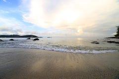 Senador praia Phuket do Ao Foto de Stock