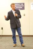 Senador Rand Paul del candidato presidencial Fotografía de archivo libre de regalías