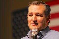 Senador Ted Cruz del candidato presidencial foto de archivo libre de regalías