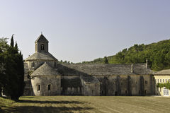 Senanque Abbey Royalty Free Stock Photo