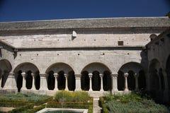 Senanque abbey Royaltyfria Foton