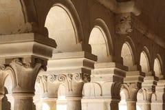 Senanque abbey Royaltyfri Foto