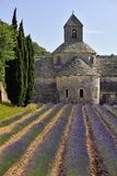 Senanque abbey Arkivbild