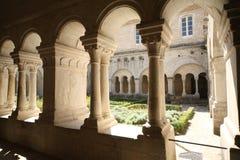 Senanque abbey Stock Photo