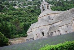 Senanque Abbey, France Stock Photo