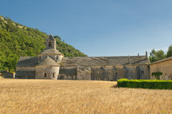 Senanque abbey, provence, france Royalty Free Stock Photography