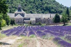 Senanque Abbey Provence France Fotografía de archivo