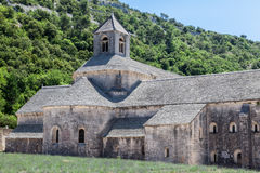 Senanque Abbey Provence France Royaltyfri Bild