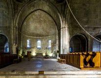 Senanque Abtei Stockbild