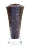 senapsgultt frö royaltyfri bild