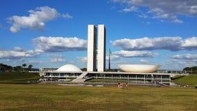 Senat av Brasilien Arkivfoto