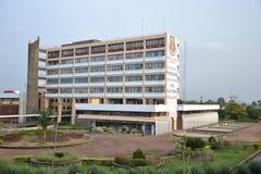 Senat, der OAU Univerty, Ile-Ife errichtet Stockbilder