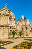 Senat jardin du luxembourg paris city France Stock Photography