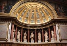 senat paris palais du Франции le Люксембурга Стоковое фото RF