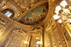 senat paris palais du Франции le Люксембурга Стоковые Фотографии RF