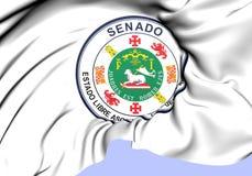 Senat Puerto Rico foka ilustracja wektor