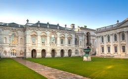 Senata dom (1722-1730) głownie używać dla stopień ceremonii uniwersytet Cambridge Zdjęcie Stock
