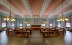 Senate Chamber of Florida Royalty Free Stock Photos