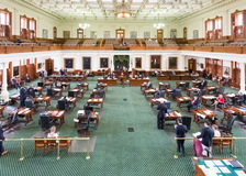 Senate Chamber, Texas State Capitol Building Stock Photography