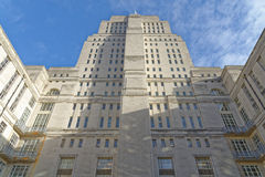 Senate house in bloomsbury, london Royalty Free Stock Photography