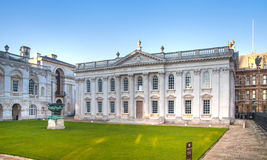 Senate house (1722-1730). mainly used for the degree ceremonies of the University of Cambridge Stock Image