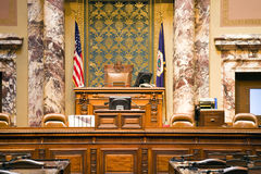 Senate of Minnesota Stock Photography